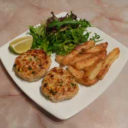 Thai Fish Cakes - coming soon
